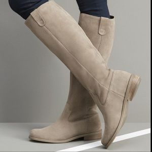 Sole Society Taupe Hawn Boots size 8